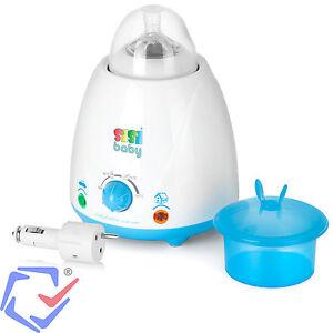 Babykostwärmer Flaschenwärmer KFZ Auto Adapter für Haushalt und Auto Zubehör