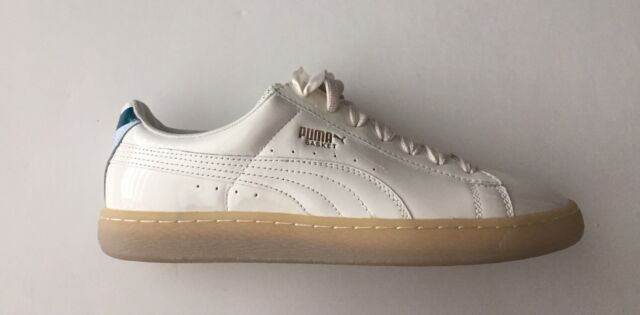 7c6b2c5da177 Puma X Careaux Basket Whisper White Men s Sneaker Shoes 362712-02 Size 8.5