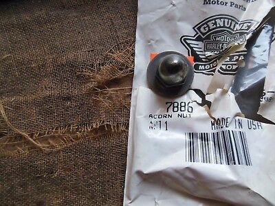 Harley Davidson Acorn Nut 7886