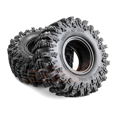 Gmade MT1904 Off Road Tires 1.9 Inch Wheels EP 4WD 1:10 RC Cars Crawler #GM70304
