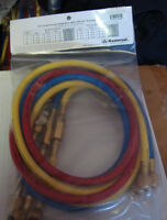 Mastercool 49262-60 Ac 5ft Hose Set With Valves W800 B4000psi R-410a Made In Usa