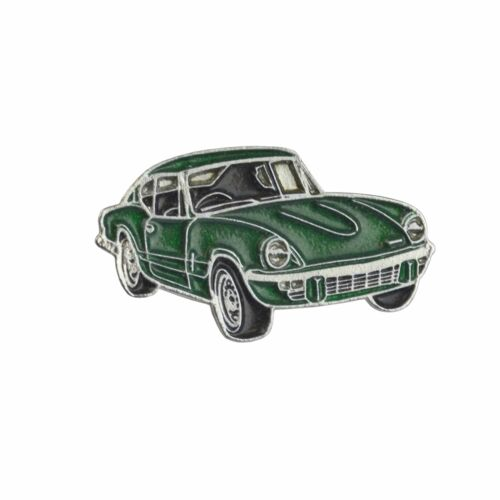 Triumph GT6 Lapel Pin ZN231/_Green
