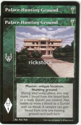 Palace Hunting Ground x2 LoB