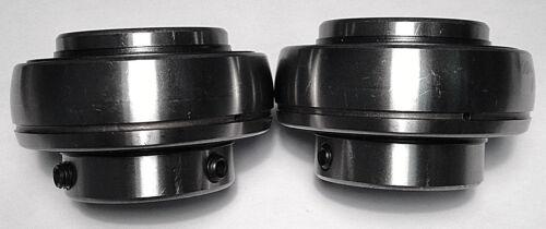 "BB6 2-Pack UC206-20 1-1//4/"" Insert Bearing w// Set Screws 206-20 206 1-1//4 NEW"