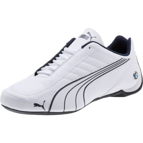 Neuf Puma Kart Avenir Blanches Automobile Homme Sport Bmw Chat Pour Chaussures rAwfr