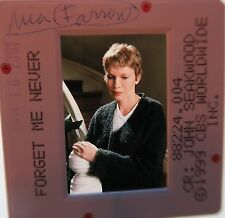 FORGET ME NEVER CAST Mia Farrow, Martin Sheen, Roberta Maxwell 1999 SLIDE 1