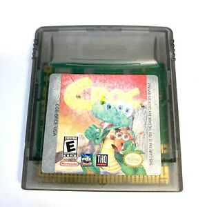 Croc-NINTENDO-GAMEBOY-COLOR-Original-Authentic-Game-Tested-WORKING