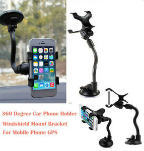 1-x-Universal-360-Rotation-Lazy-Car-Mount-Holder-Bracket-for-GPS-Mobile-Phone-IB