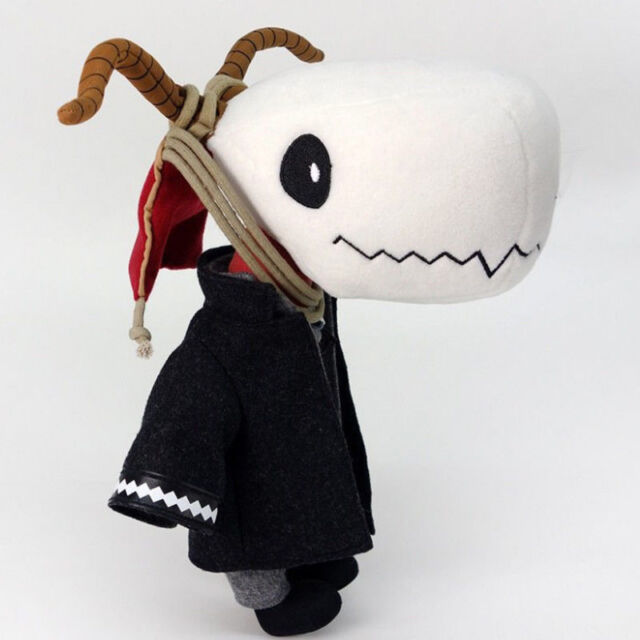 The Ancient Magus/' Bride Elias Cute Insects Plush Doll Toy Cosplay Prop Handmade