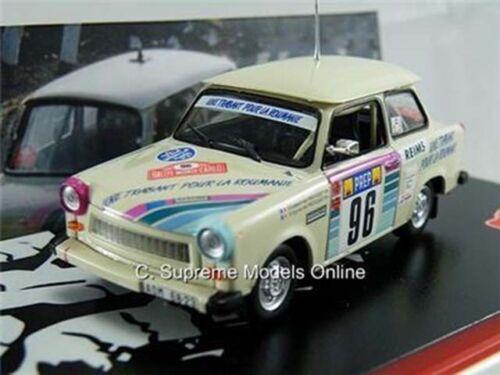 Trabant 601S 1992 Rally Coche Modelo Fresquet 1//43RD escala Racing Monte Carlo ^ ** ^