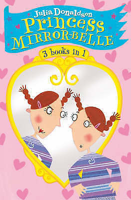 The Princess Mirror-Belle Collection by Donaldson, Julia, Paperback Book, Good,