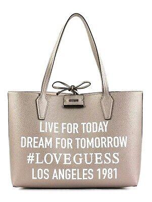 Borsa Shopping Bag Bobbi Inside Out Tote Donna Guess Hwsm64