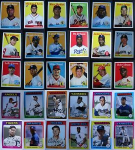 2019-Topps-Archives-Baseball-Cards-Complete-Your-Set-U-Pick-From-List-1-200