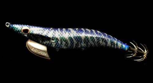 15g CALAMARI FISHING EGI LURE SQUID JIG EVERGREEN EGI BANCHO 3.0-0510HO