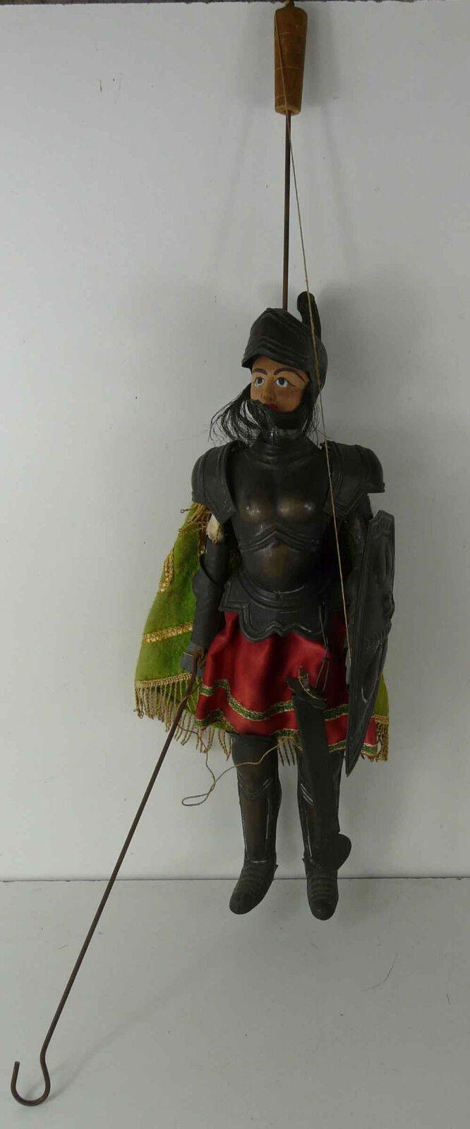 Marionette sizilianische gegen 1960 1960 1960 marionette italienische n°2 384448