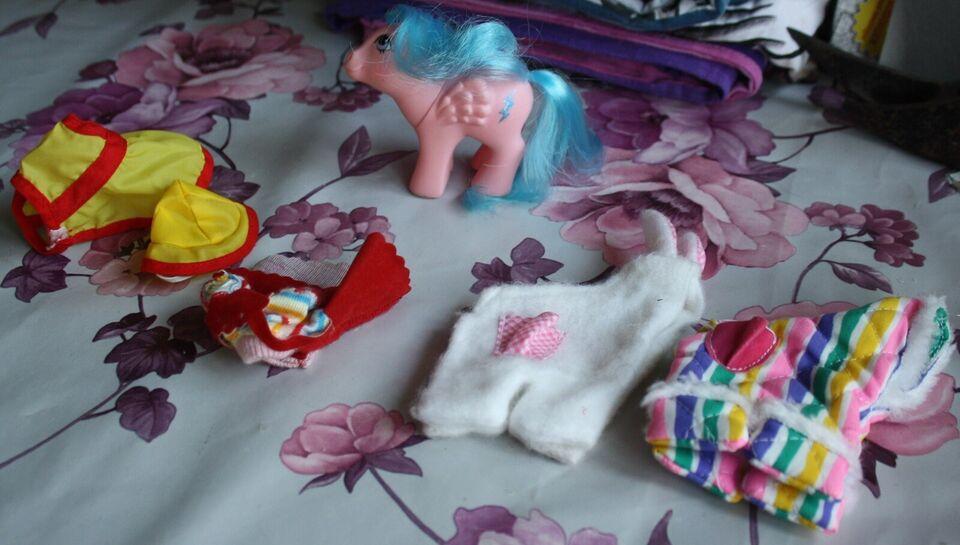 My Little Pony, My Little Pony fra ? inkl tøj