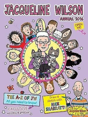 1 of 1 - Jacqueline Wilson Annual 2016 (Annuals 2016), Unknown, Used; Good Book