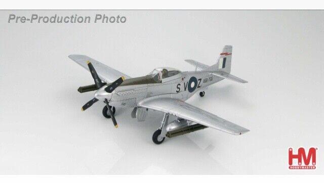 Mustang Mk. IV Australia RAAF, escuadrón de de de No.76  A68-766  1 48 Hobby Master HA7705 c2d00b