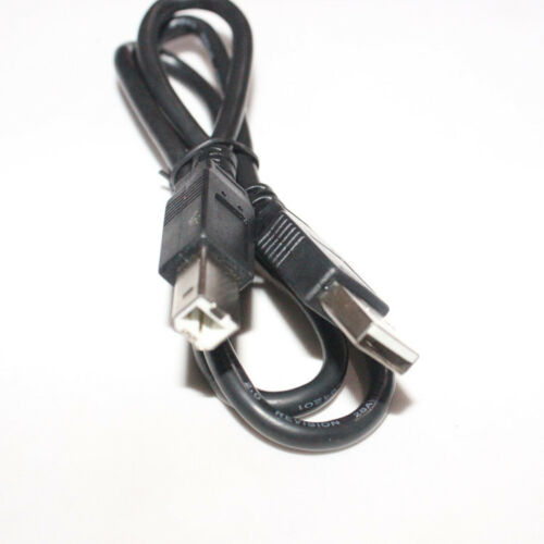High Speed USB2.0 Cord for HP DeskJet Printer NEW 2.0 A-B 3.3ft Cable