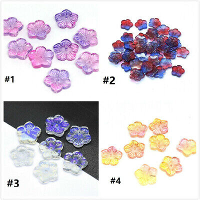 20pc 8x6mm Faceted Abacus glass beads-pls pick a color