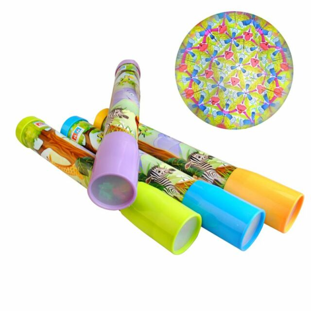 Kaleidoscope Children Toys Kids Educational Science Toy Puzzle toys