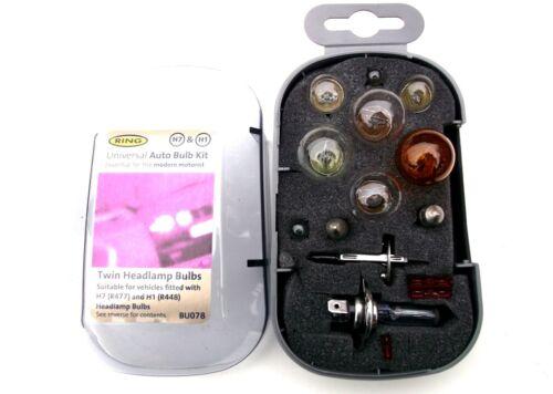 1999-2005 BK223T Spare Bulb Kit Rover 75