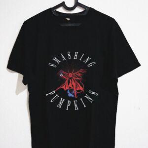 9cc13295e Image is loading Vintage-1992-Smashing-Pumpkins-TShirt-Mission-to-Mars-