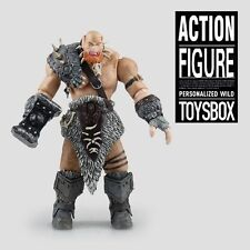 "Ogrim Doomhammer World of Warcraft Action Figure 8 inch 8/"" 1//7 LOTS New In Box"