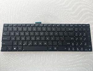 Replacement Laptop Keyboard for ASUS X555 X555L K555 F555L Repair Part Black