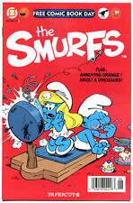 The SMURFS #1, NM, FCBD, Dinosaurs, Smurfette, 2014, more Promo / items in store