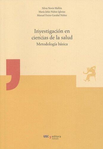 Investigación en ciencias de la salud. ENVÍO URGENTE (ESPAÑA)