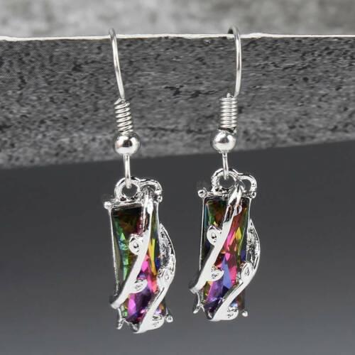 Luxury Leaf Pendant Necklace Clavicle Chain Decor Gift Square Pendant Choker LE