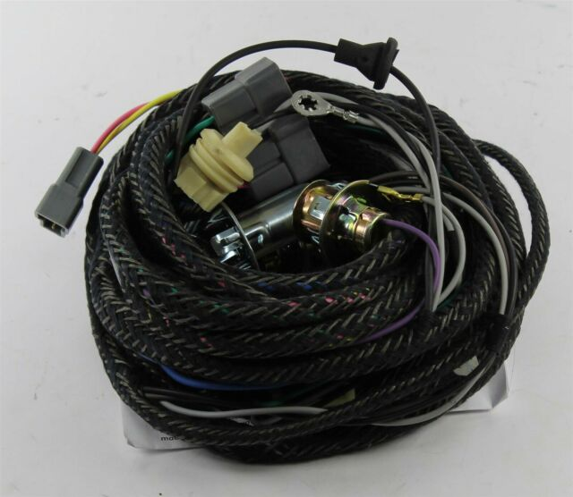 New 1972 Plymouth Duster Rear Lamp Wiring Harness