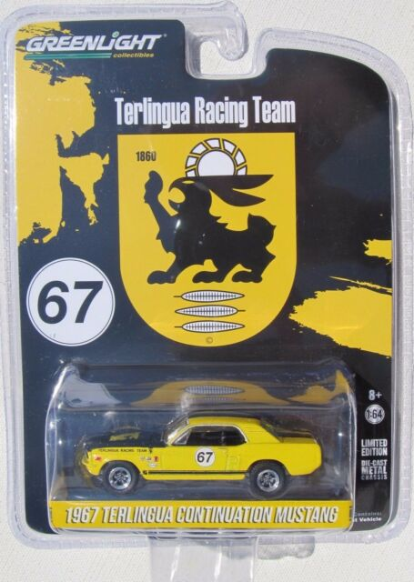 Greenlight Hobby Only 1967 Terlingua Continuation Mustang