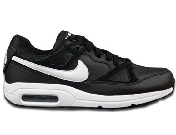 Nike Air Max Span Baskets-Noir/Blanc - 554666 012-UK 7,7 .5, 8,9 .5, 10,11
