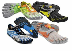 add7ba38a Details about VIBRAM FIVEFINGERS SEEYA LS MENS RUNNING GYM SHOES RARE  CLEARANCE SALE