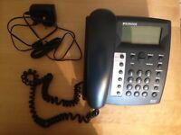 Burnside P355 Fixed Cellular Terminal GSM Desktop Phone Premicell + SIM