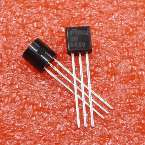 2pcs 2N5459 ORIGINAL FAIRCHILD Transistor TO-92 good quality