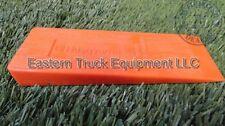 Husqvarna Wood Grain Felling Wedge 10 Orange Forestry Tool Abs Plastic