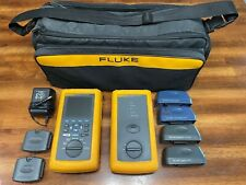 Fluke Dsp 4000 Cable Analyzer Amp Smart Remote