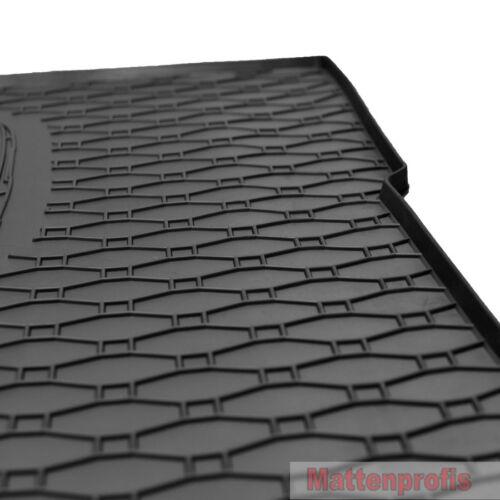 Goma maletero alfombrilla de Tina gkk adecuado para bmw 2er Active Tourer f45 a partir de año 2013