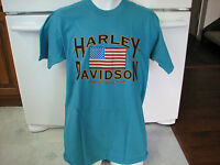 Harley Davidson 1998 Old Store Stock T Shirt Vintage Dealer Meeting