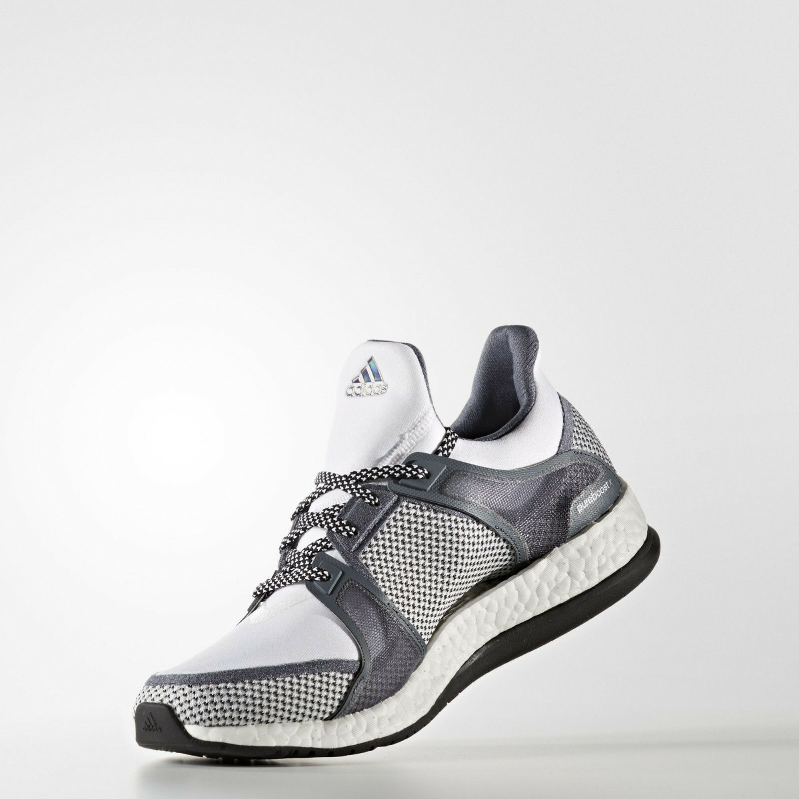Nib~Adidas PURE BOOST X Training Running gym yoga energy Shoes Ultra~Womens sz 9