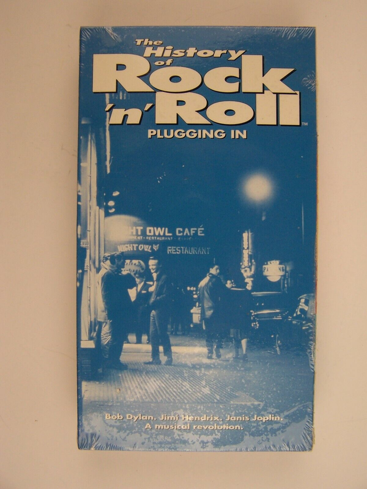 The History of Rock N' Roll Episode 4 Plugging In VHS N