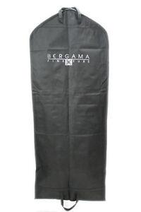NS-30T New Bergama Furs Black Long Breathable Garment Travel Fur Storage Bag