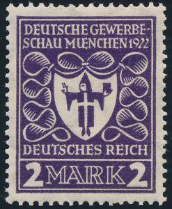 DR-1922-MiNr-200-b-tadellos-postfrisch-gepr-BPP-Mi-80