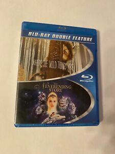 Where the Wild Things Are / The Neverending Story (Bluray ...
