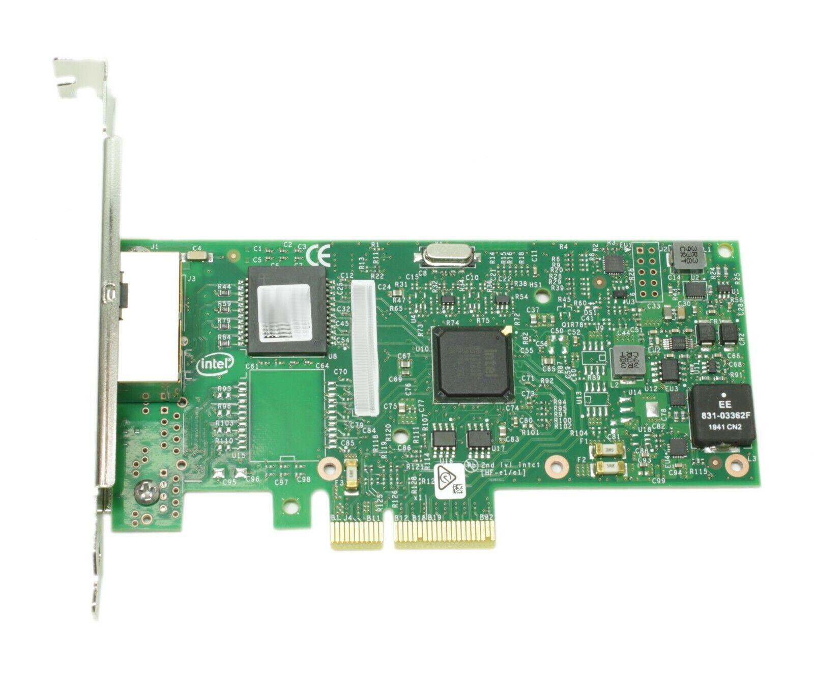 Dell Intel I350 Dual-Port Network Adapter 1GB 1000Base-T PCI-E NIC V5XVT