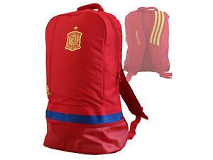adidas-Spanien-Fan-Rucksack-Weltmeisterschaft-rot-FEF-Backpack-Spain-Daybag