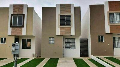 Se renta casa nueva en Viñas del Mar (Santa Fe) Tijuana PMR-1331